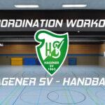 Handballer setzten auf Video Training
